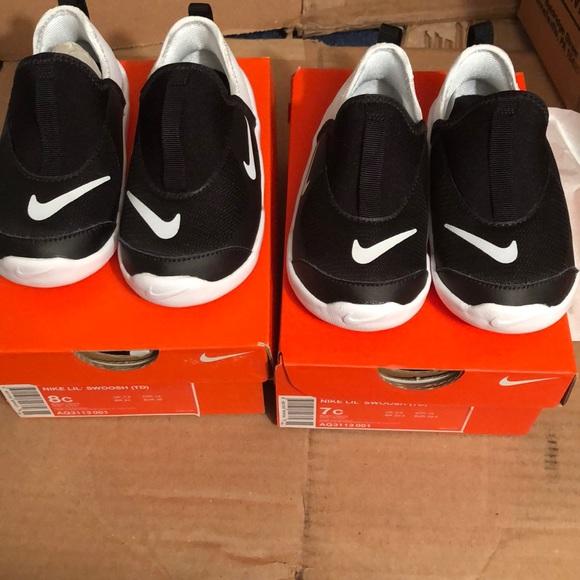 00745bd8 Nike Lil' Swoosh (TD) NWT